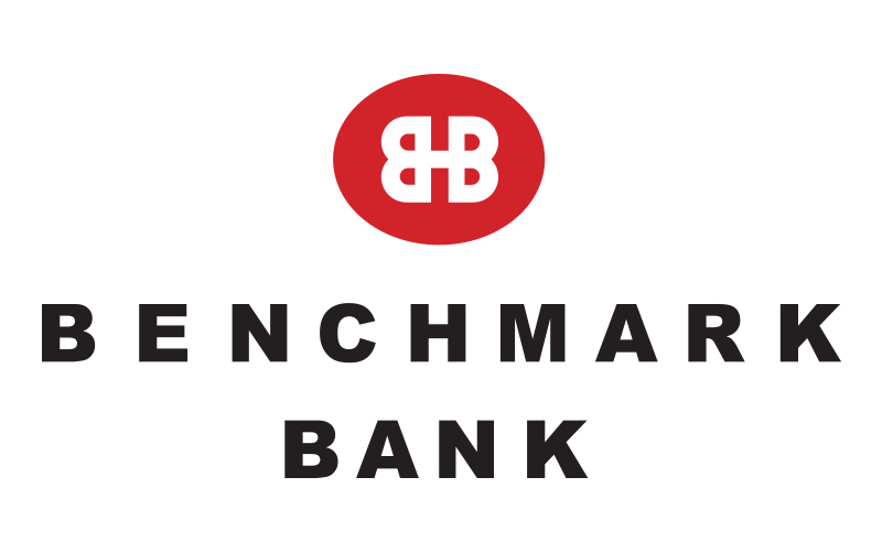 Benchmark Bank Logo Transparent Background