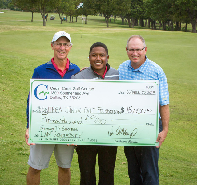 I AM a Golfer Foundation Scholarship